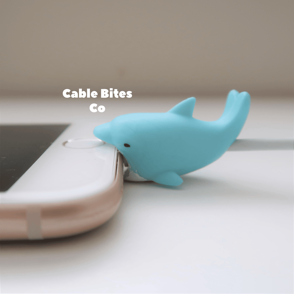 Cable Animal Bites - Dolphin