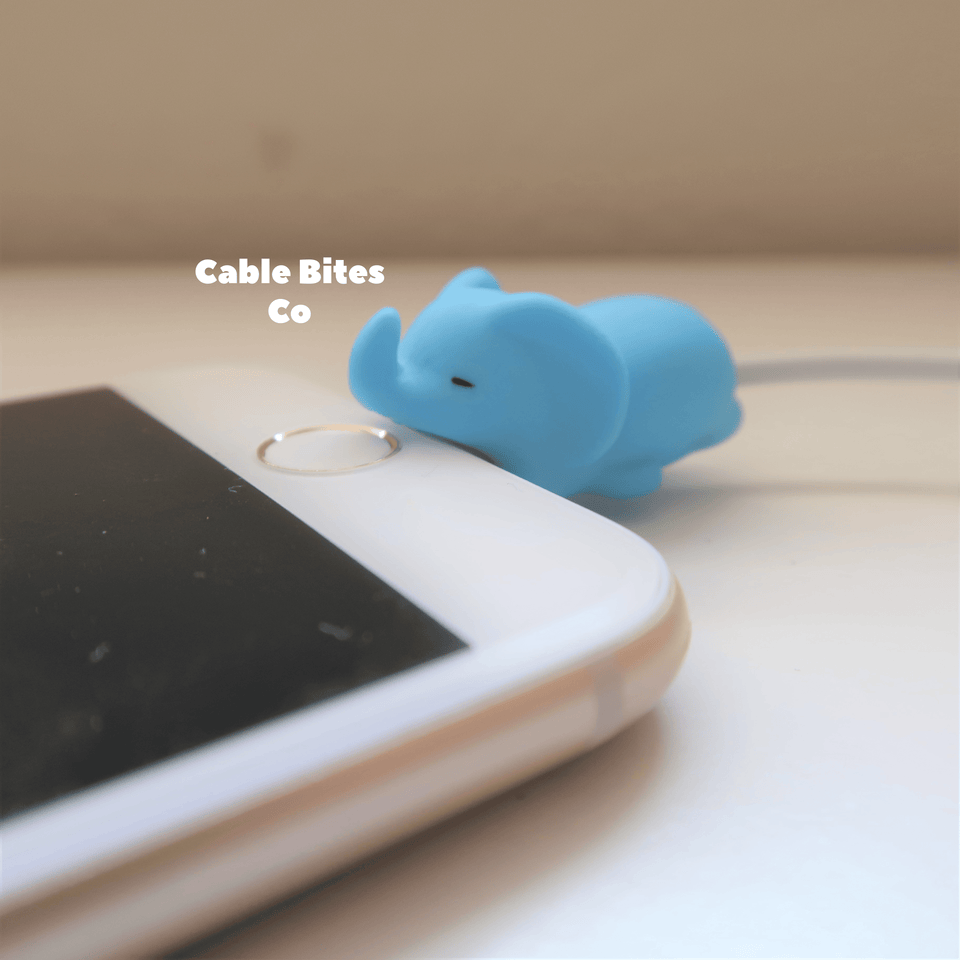 Cable Animal Bites - Elephant
