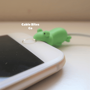 Cable Animal Bites - Frog