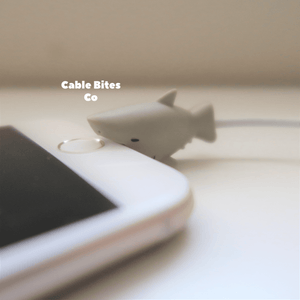 Cable Animal Bites - Grey Shark