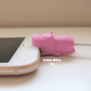 Cable Animal Bites - Hippo
