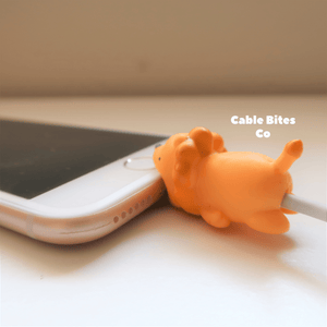 Cable Animal Bites - Lion