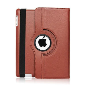 Magnetic Auto Wake Up/Sleep PU Leather Case Cover With Smart Stand For iPad 2/3/4