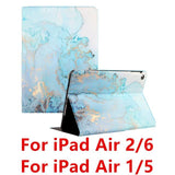 PU Leather Smart Cover for iPad