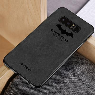 Ultra-thin Shockproof Soft Silicone Matte Case For Samsung Galaxy