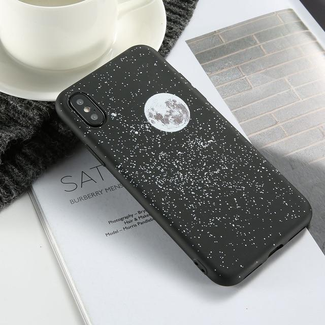 Star Moon Phone Case For Samsung Galaxy