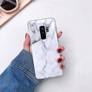 Marble Case For Samsung Galaxy