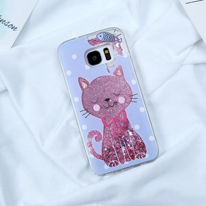 Liquid Glitter Dynamic Case For Samsung Galaxy