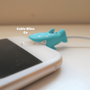 Cable Animal Bites - Whale Shark