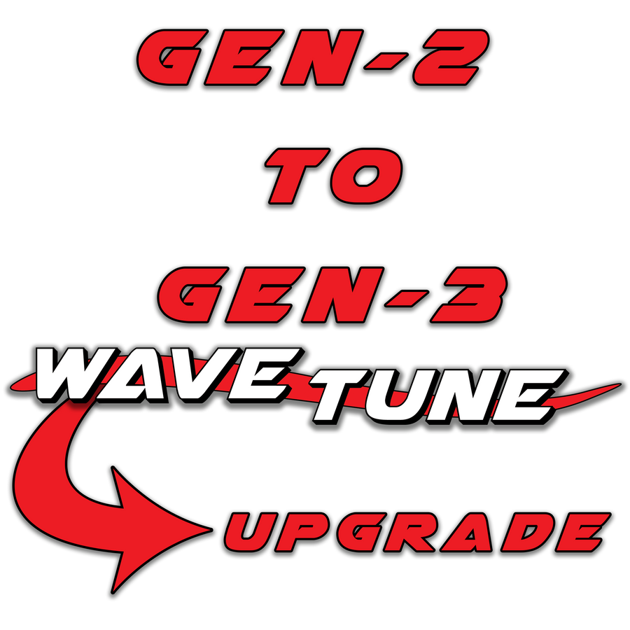 ThunderMax Gen 2 to Gen 3 Upgrade with WaveTune