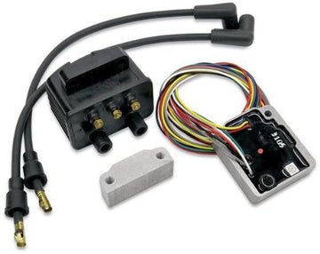 Programmable Ignition For Twin Cam Coil Mount