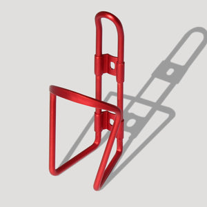 Alloy Bottle Cages Red Accessories