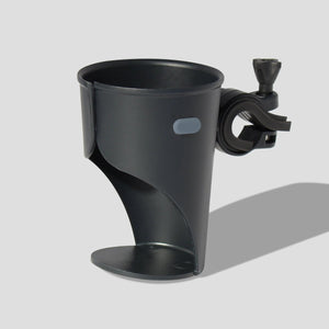 Expanding Beverage Holder Black Accessories