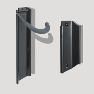 Single Bike Wall Mount Rugged Rack