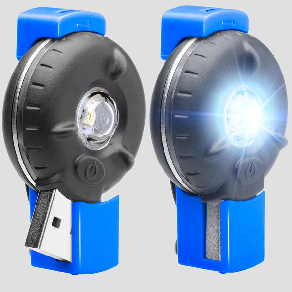 Bkin Safety Light (2 Pack), Blue