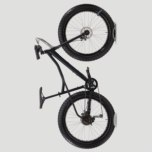 Fat Tire Single Bike Wall Mount Hook