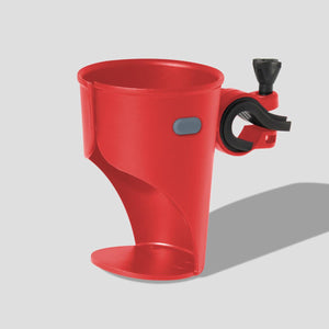 Expanding Beverage Holder Red Accessories