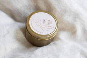 Soul ~ Natural Soy Candle