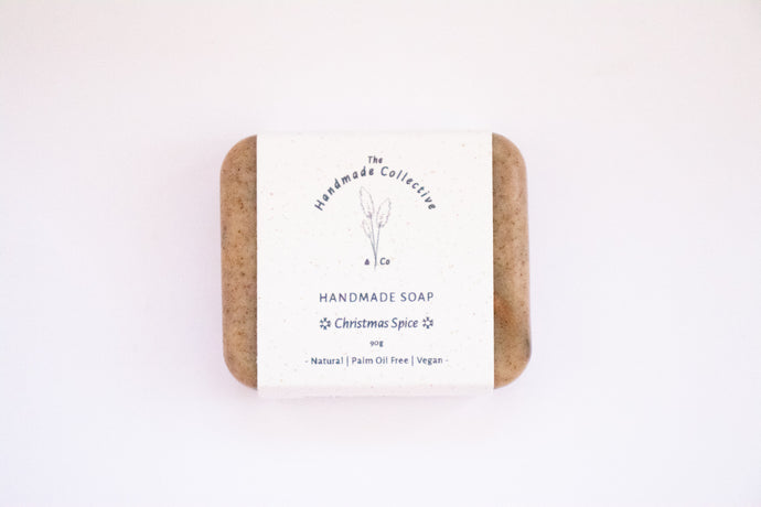 Christmas Spice Soap (Seconds)