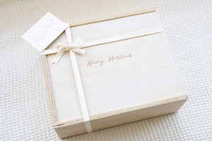Step 1 - Select Gift Box