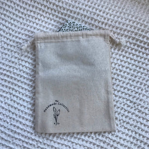 Cotton Mask Bag