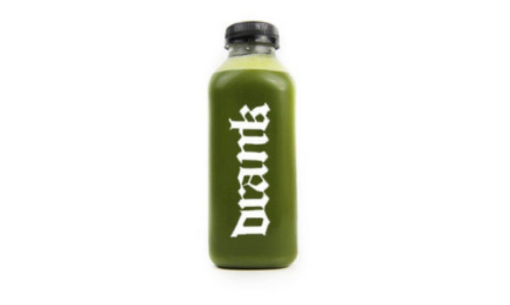 GREEN-COLD PRESSED JUICE