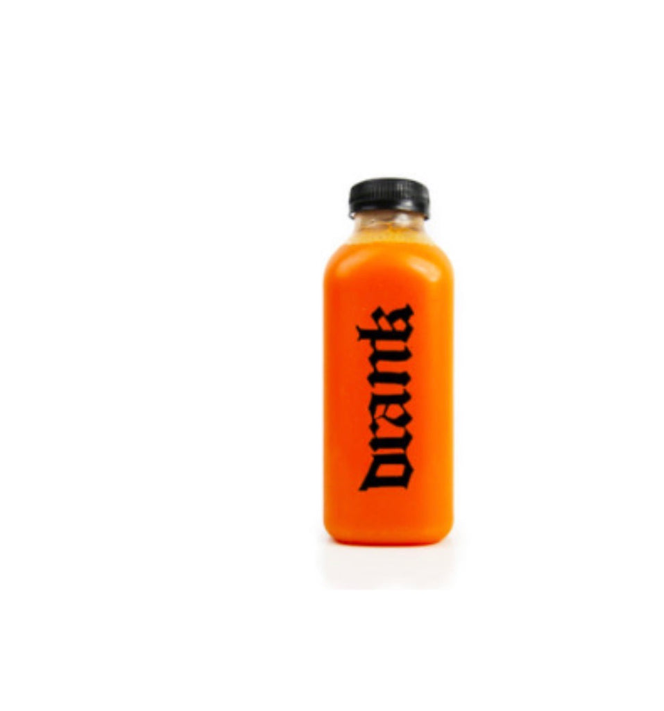 ORANGE COLD-PRESSED JUICE