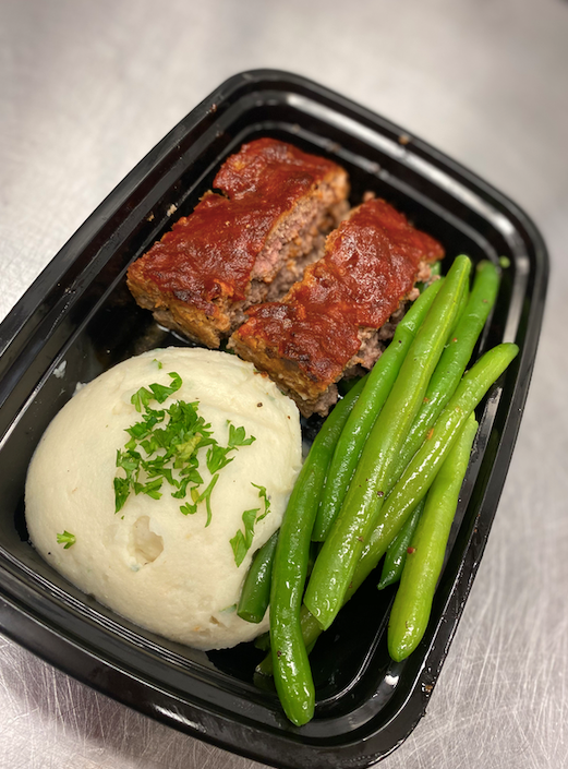 MOMMY'S MEATLOAF (beef)
