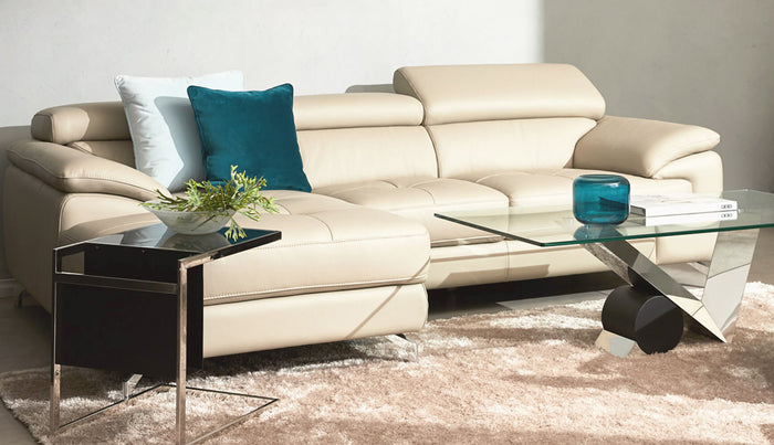 How to care for your leather sofas?