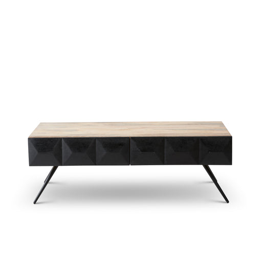 Bailey 2 drawer coffee table DC