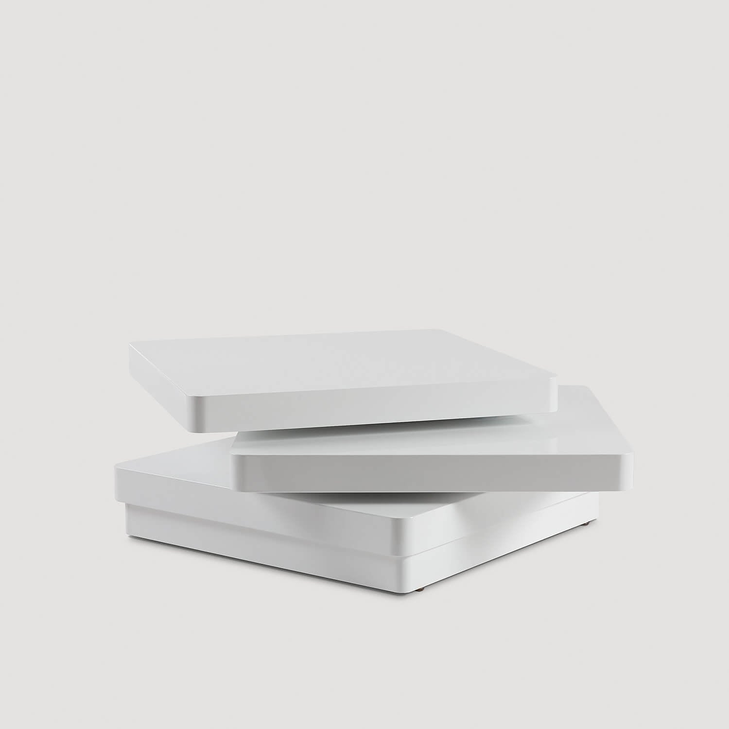 Rotara Coffee Table White