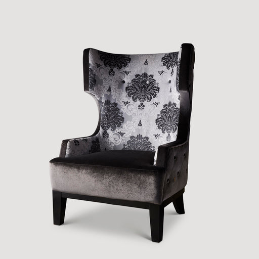 Florence Chair Single Patterned