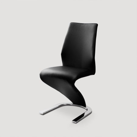 Jetson Chair Black DC