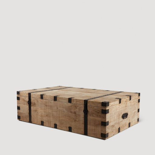 Wooden Trunk DC