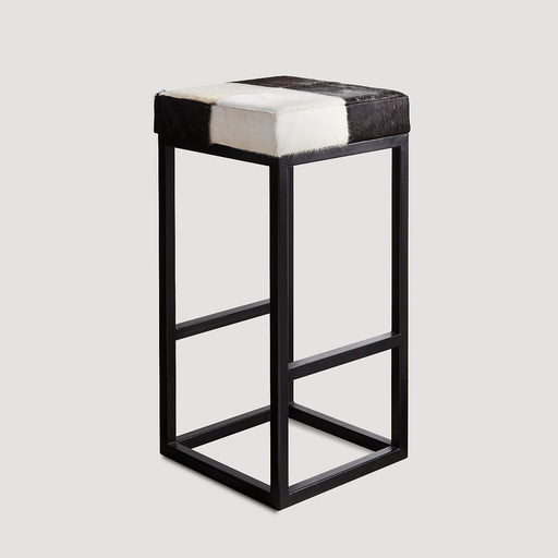 Hyde Barstool with Black Legs