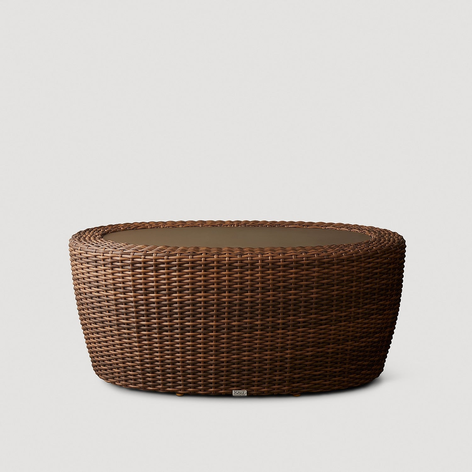Juno Wicker Coffee Table