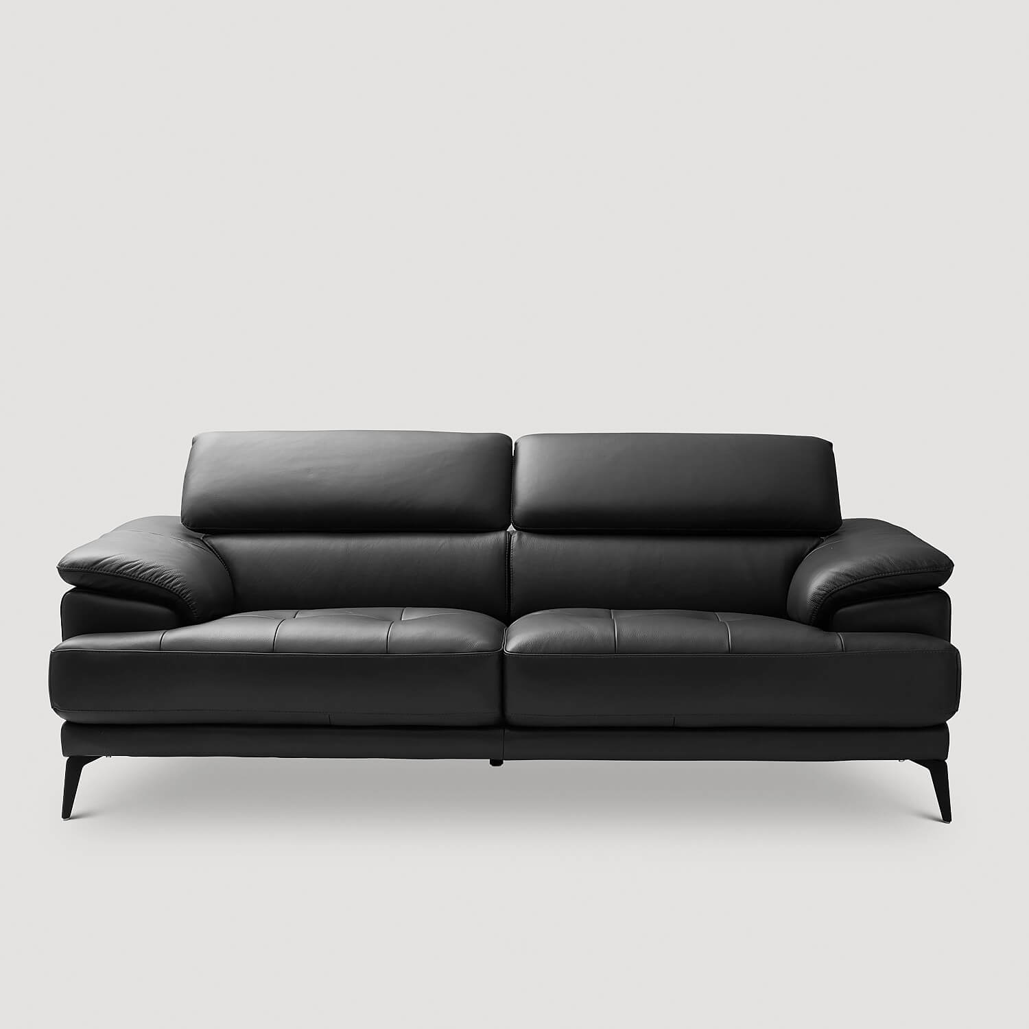 Prospect Leather 3 Seater