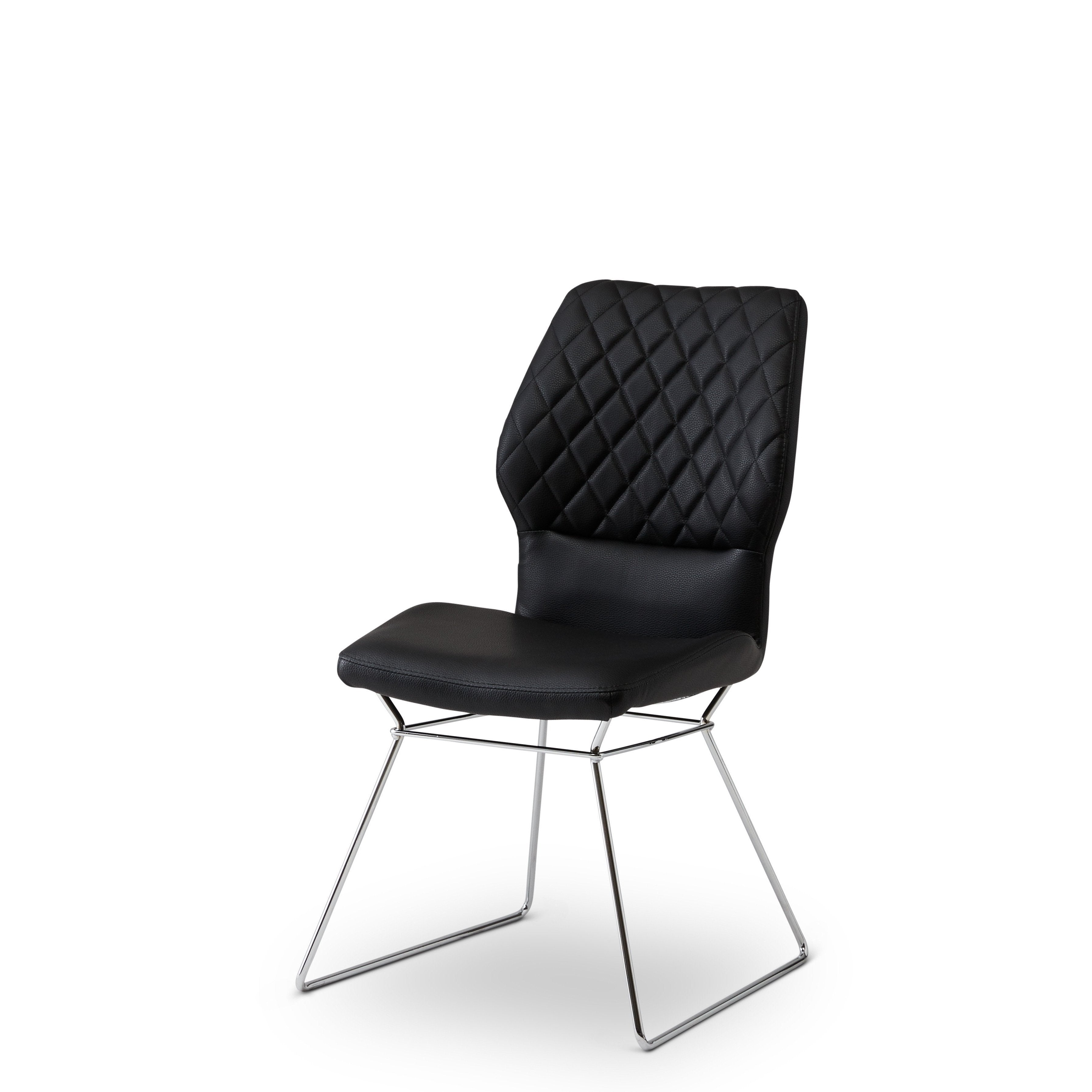 Theo chair black