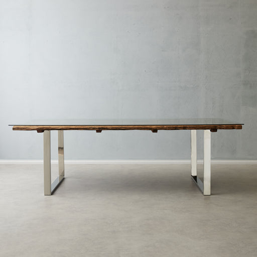 Forest Dining Table Recycled Railway Wood