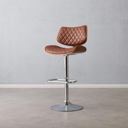 Pazin Barstool Brown