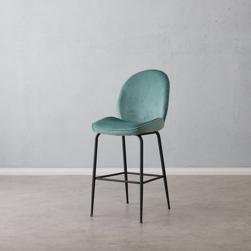 Abbey Bar Stool - Sage Green