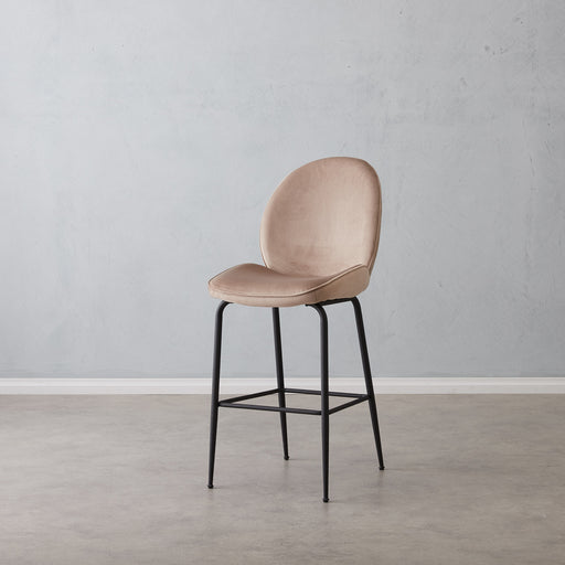 Abbey Bar Stool - Beige