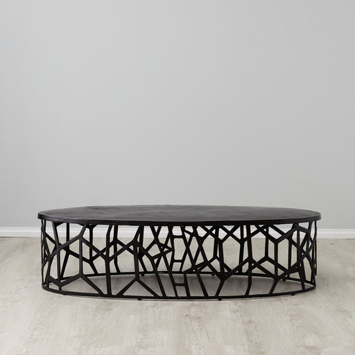 Dieter Oval coffee table