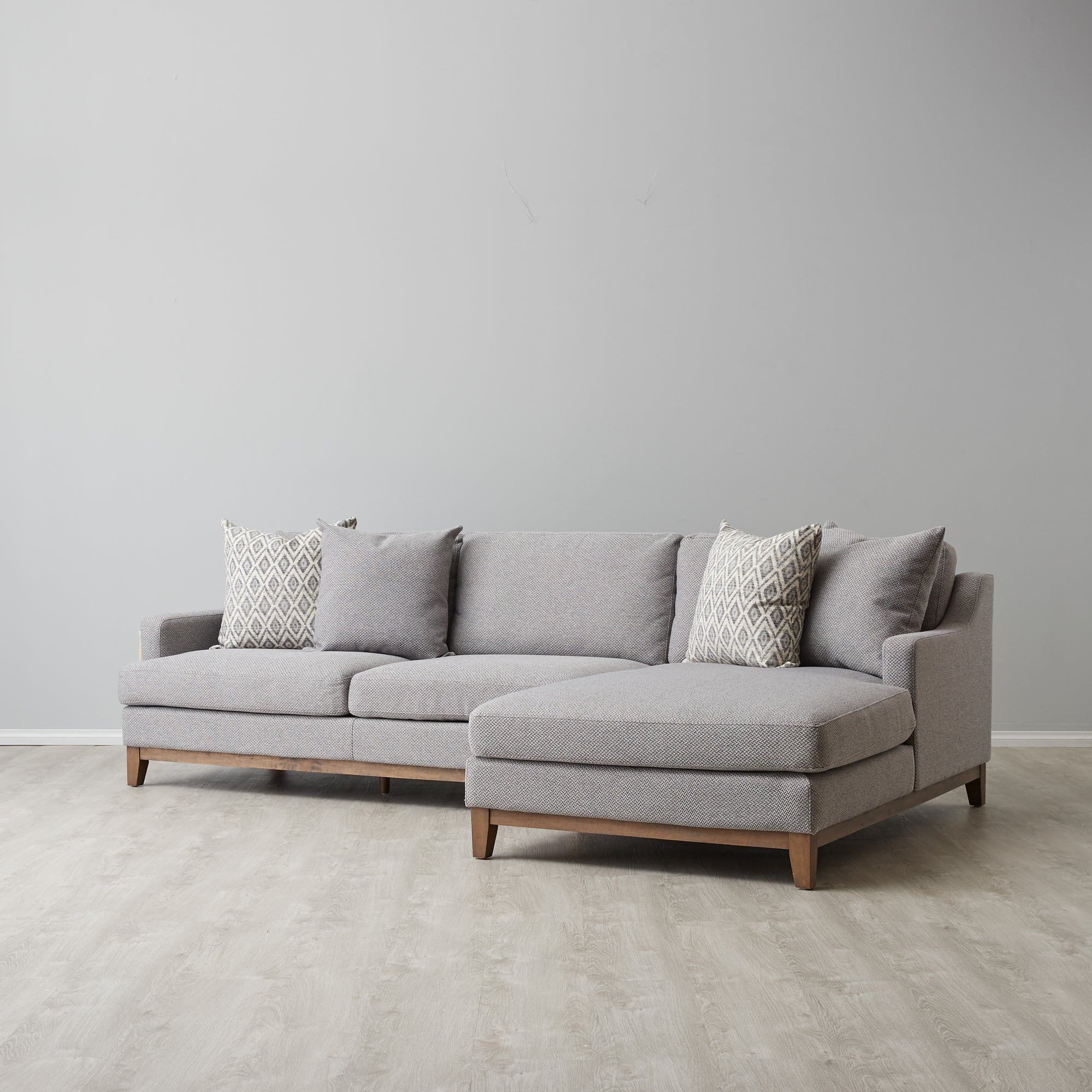 Catheryn Right Chaise Lounge