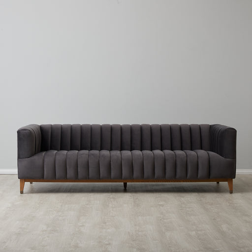 Astoria Velvet Sofa 3 Seater