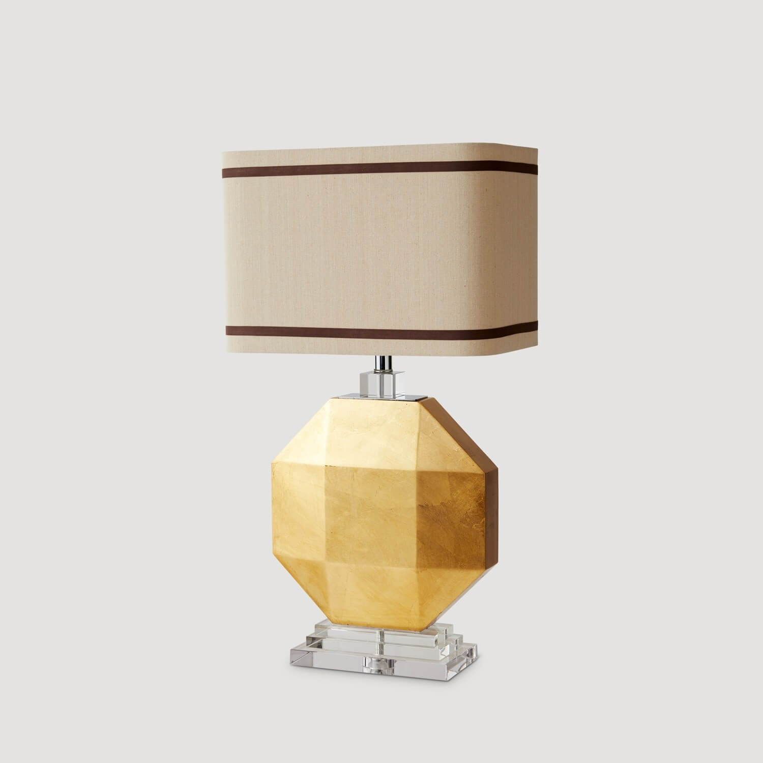 Medallion Table Lamp