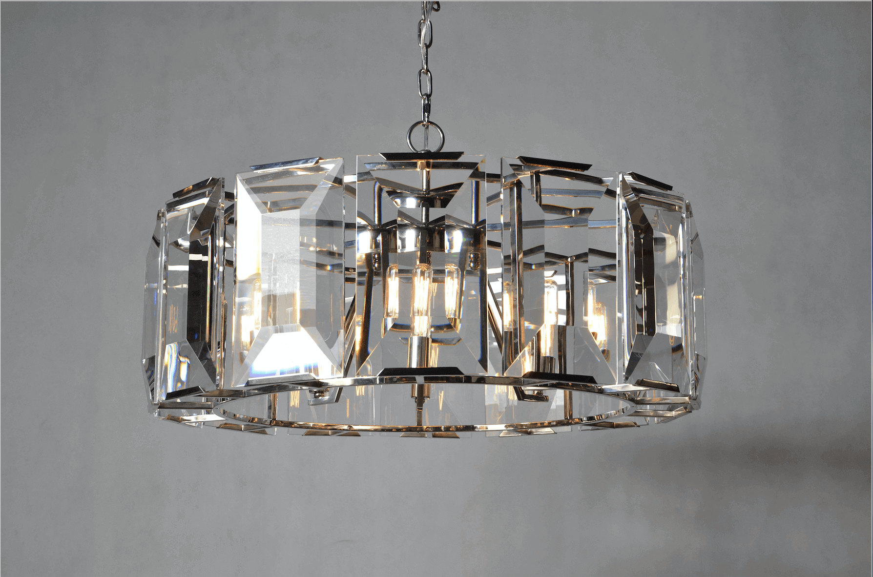 Alpha Pendant Light DC