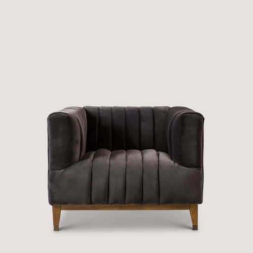 Astoria Velvet Chair