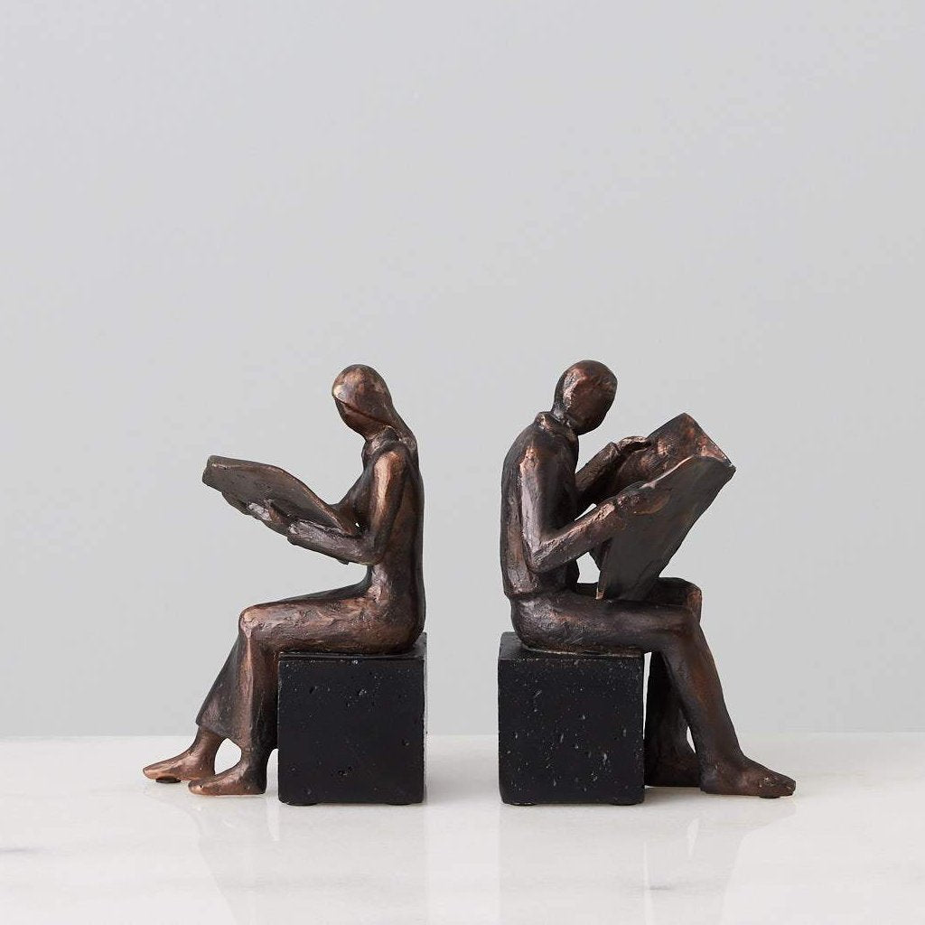 Reader Bookend