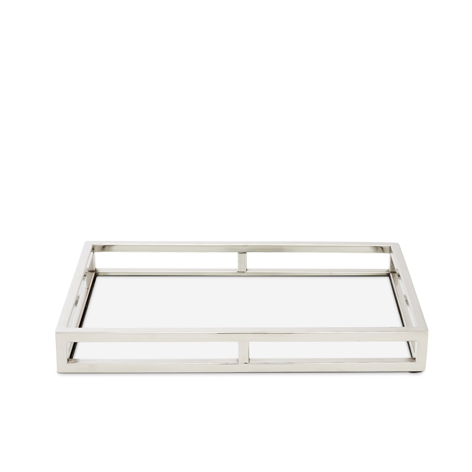 Celia rectangular mirror tray